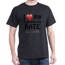 i-heart-conversion-rate-02 T-Shirt