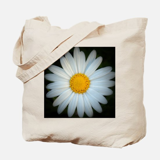Standout Daisy JPG Tote Bag