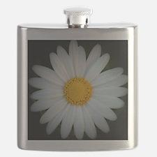 Standout Daisy JPG Flask