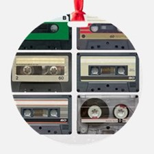 Cassette Tapes Ornament