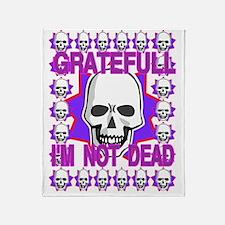 GRATEFUL DEAD. Throw Blanket