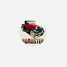 RedAroadster-10 Mini Button