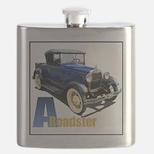 Aroadster-blue-4 Flask