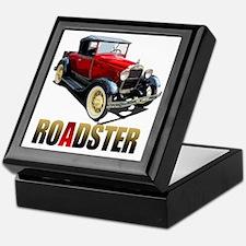 RedAroadster-10 Keepsake Box