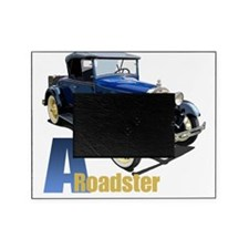 Aroadster-blue-10 Picture Frame