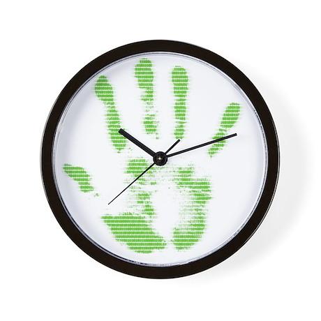 Identity 3 Wall Clock