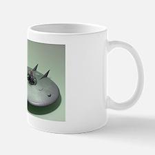 Toy Robo Saucer Mug