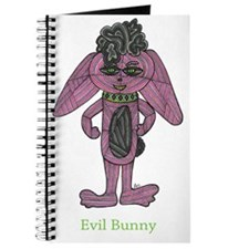Evil Bunny Journal