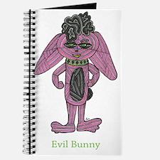 Evil Bunny Journal