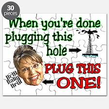 plug her hole Puzzle