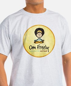 new__vintage_afro_girl T-Shirt