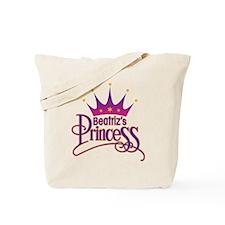 BeatrizPrincessArt Tote Bag