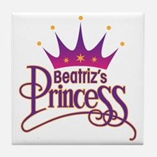 BeatrizPrincessArt Tile Coaster
