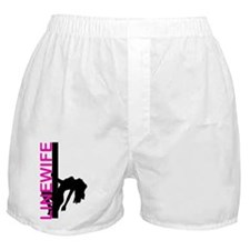 Sexy Linewife Boxer Shorts