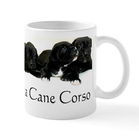 Proud parent of a cane corso Mug