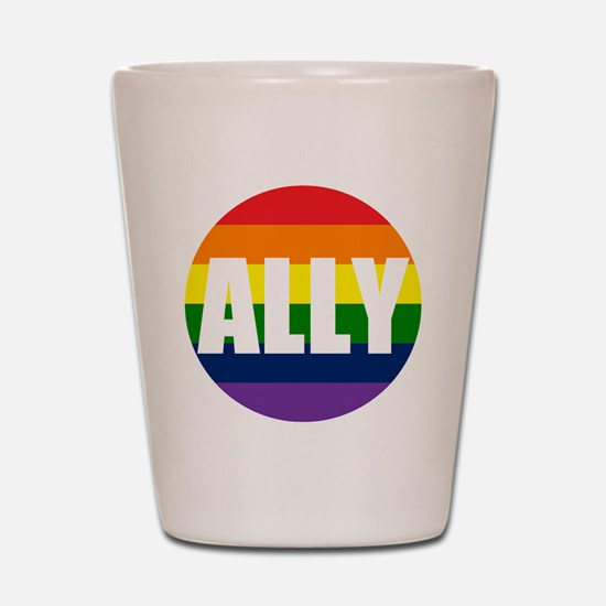 ALLYIKMP Shot Glass