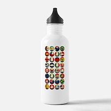WorldCup2Bk Sports Water Bottle