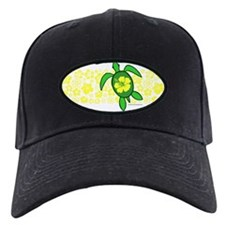FlwrhawaiiTurtleHz Baseball Hat