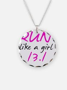 runlikeagirl13 Necklace