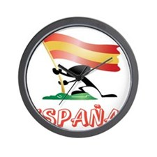 espana man 0 Wall Clock
