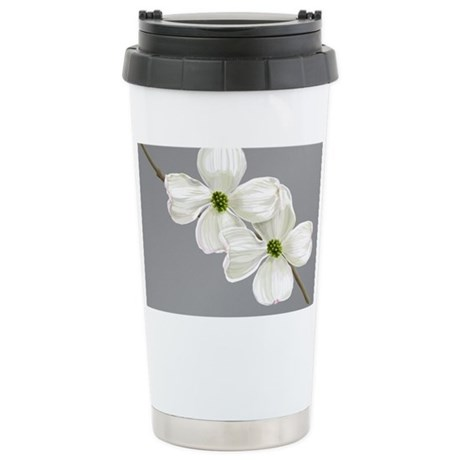dogwd_calendar_dkr Stainless Steel Travel Mug