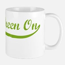 Get Ur Green on Mug