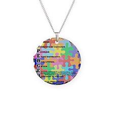ASPERGERS 2010  2 Necklace