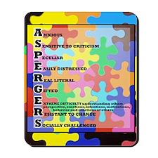 ASPERGERS 2010  2 Mousepad