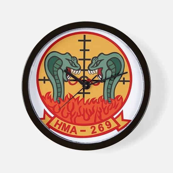 HMA-269 Wall Clock
