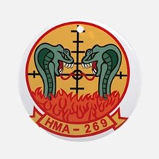 HMA-269 Round Ornament