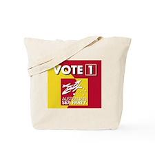 vote1 Tote Bag