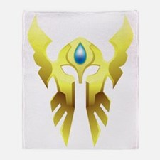 Shattered Sun Offensive WoW Tabard T Throw Blanket