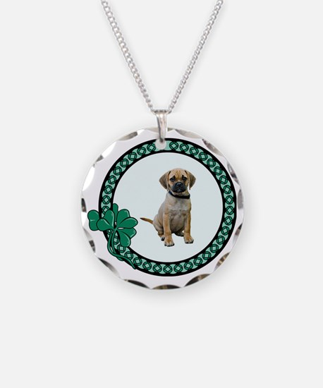 FIN-puggle-st-pats Necklace