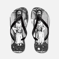 message from God Flip Flops