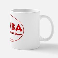 BBQOvalSticker-1 Mug