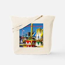 Teacupscafe Tote Bag