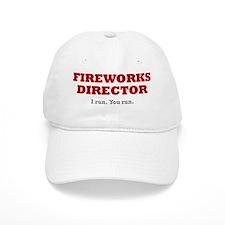 fireworks_director Baseball Cap