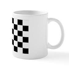 checkered flag 2 Mug