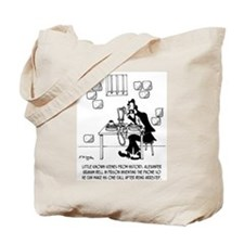 Alexander Graham Bell's Call From Prison Tote Bag