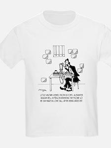 Alexander Graham Bell's Call From Prison T-Shirt