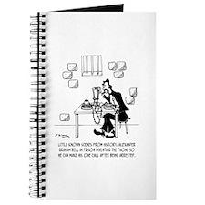 Alexander Graham Bell's Call From Prison Journal