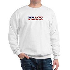 peace b52 dark Sweatshirt