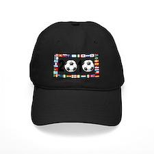 world cup b Baseball Hat