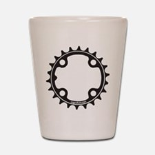 ChainRing Shot Glass
