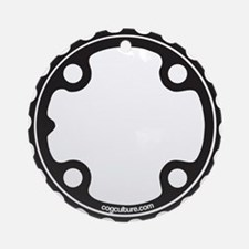 ChainRing Round Ornament