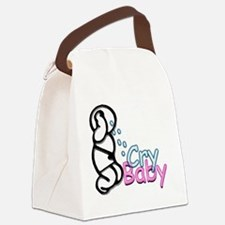 crybaby Canvas Lunch Bag