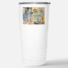 postcard1 Stainless Steel Travel Mug