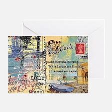 postcard1 Greeting Card