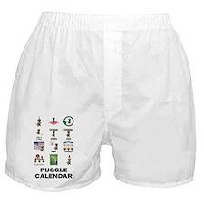 FIN-puggle-VERTCAL-cover Boxer Shorts