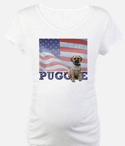 FIN-puggle-patriotic2-CROP Shirt
